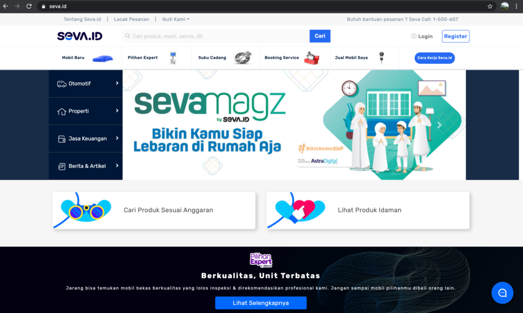 Buka-Website-Seva.id